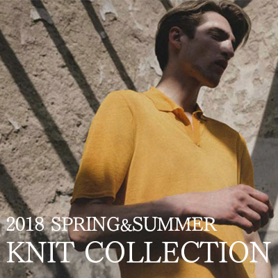 KNIT COLLECTION 2018SS