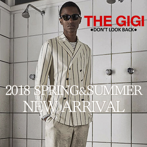 THE GIGI 2018SS COLLECTION